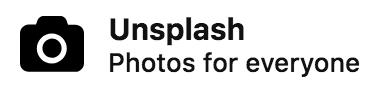 Logo Unsplash