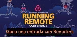 Concurso: Gana 1 Entrada para Running Remote Conference 2019 con Remoters