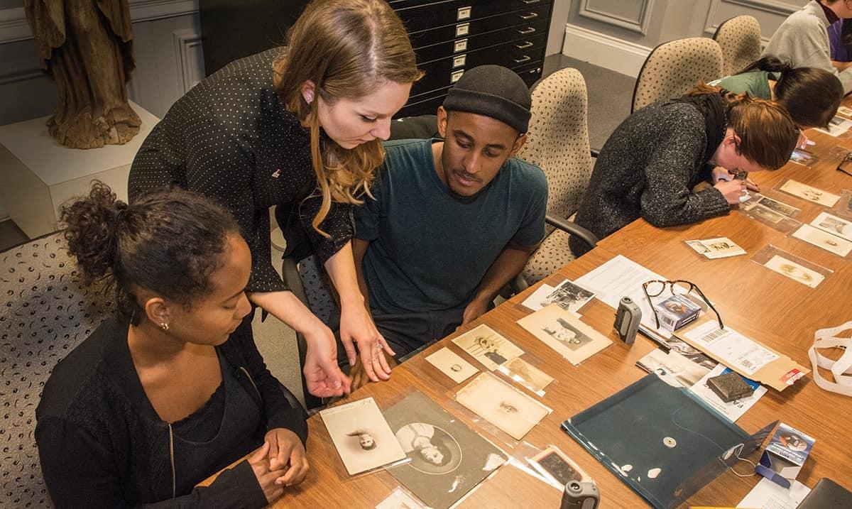 Winterthur/University of Delaware Program in Art Conservation