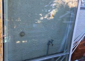 Sprossenfenster, 3-Fach verglast, Holz, weiß, 122,5×148,5 cm