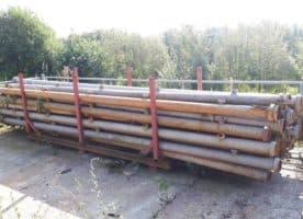 Schnellkupplungsrohr (Stahl) Sammelrohr