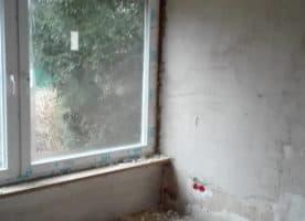Veka Fenster WK2 Doppelverglast inkl. Rollläden