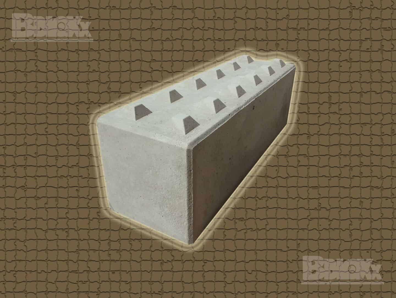 Beton-Stapeltein, Beton-Legostein
