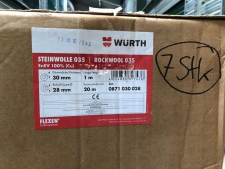 Dämmstoff/Steinwolle