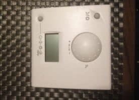 Raumtemperaturregler QAA55.110/101