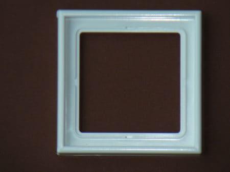 Jung LS 981 Rahmen, alpinweiß (wie neu)
