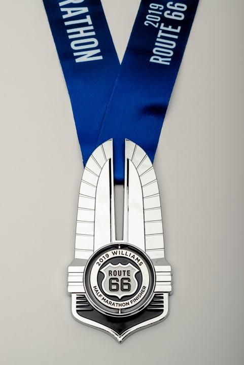 Half Marathon Finisher Medal