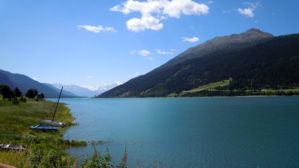 Motorvakantie 2011: Alpen