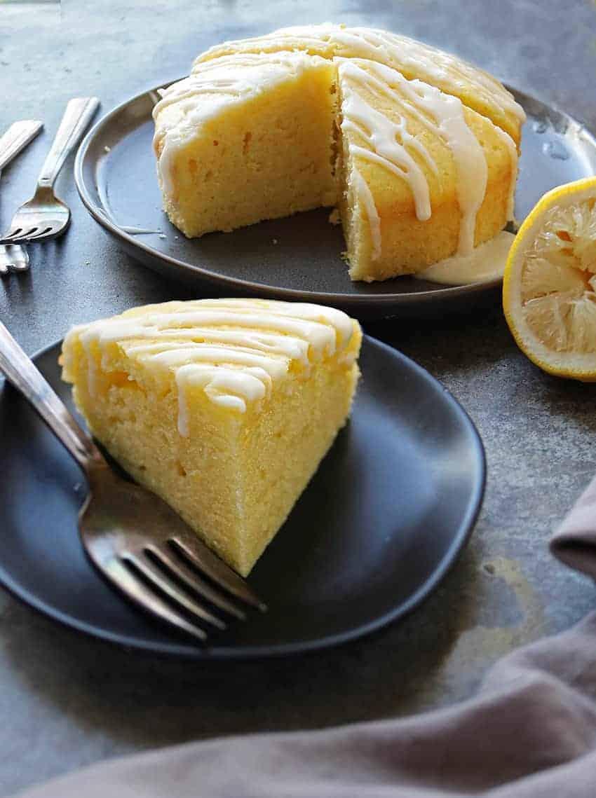 Lemon Cake With Oil