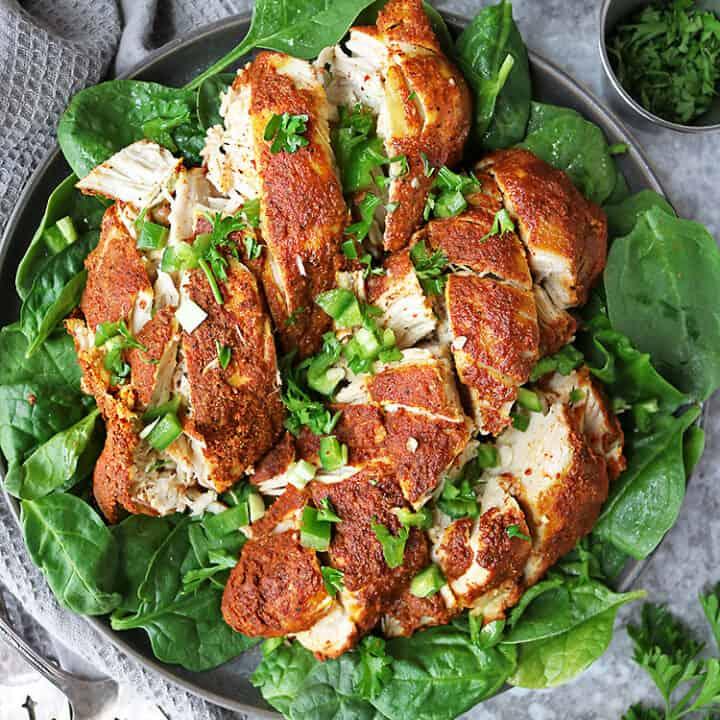 Easy Sous Vide Chili Chicken Recipe
