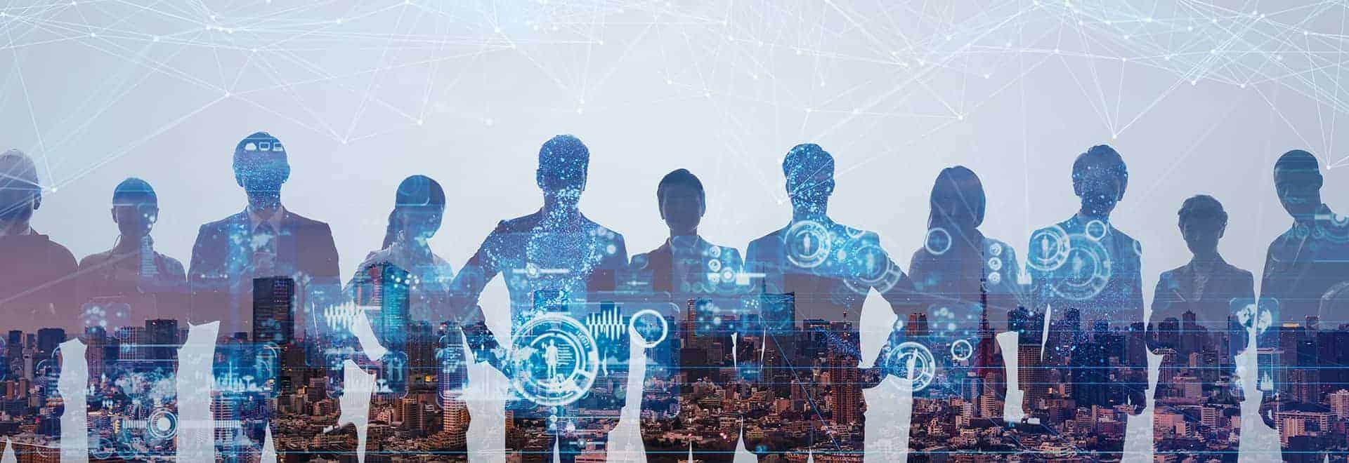 Gemeinsam erfolgreich durch Menschen und Daten