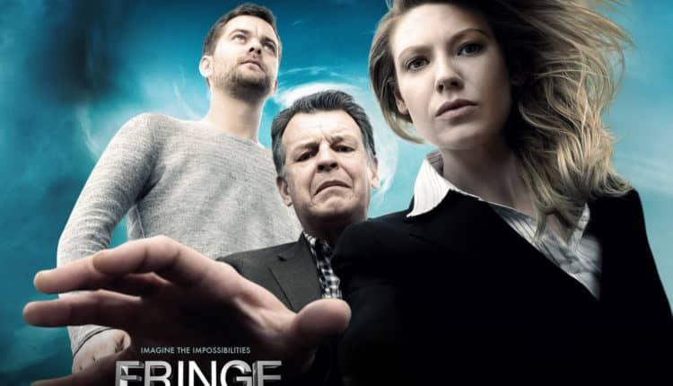 seriale Sci-Fi - Fringe