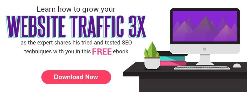 website traffic ebook