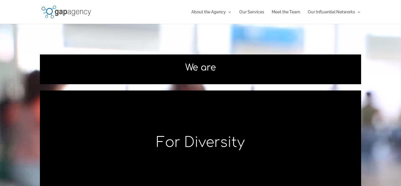 The Gap Agency