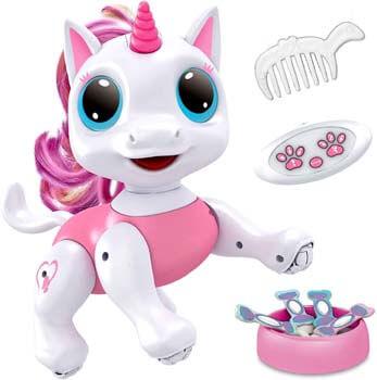 1. Power Your Fun Robo Pets Unicorn Toy