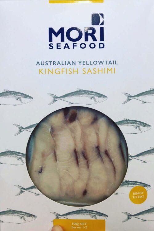 Mori Hiramasa Kingfish Sashimi - 100g IQF