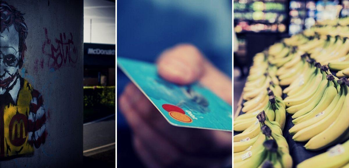 comprar y comer sano y económico