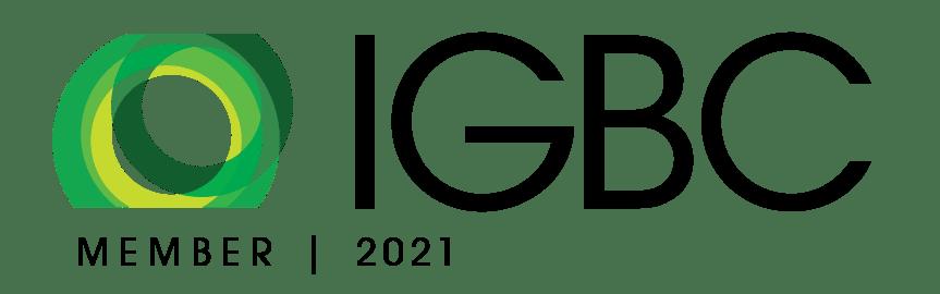 IGBC Membership Logo 2021