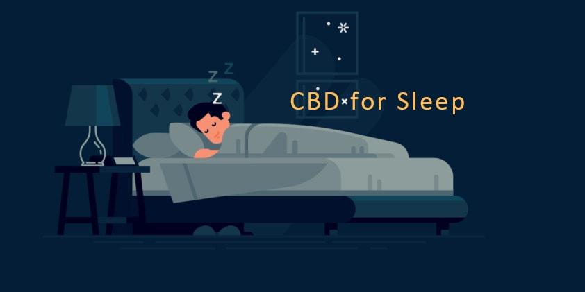 CBD Use for Sleep Disorders
