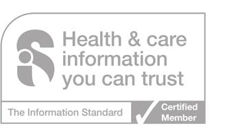 NHS Information Standard logo