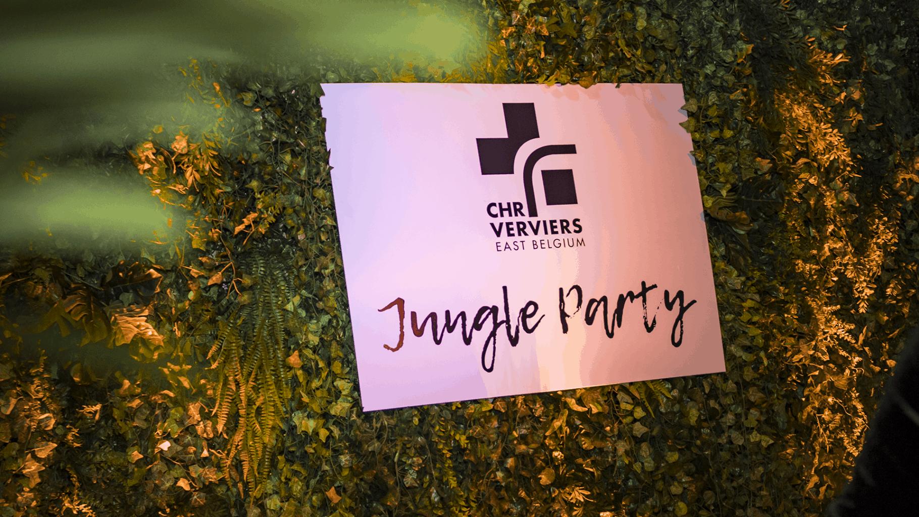 Jungle party du CHRV organisée par SO Event