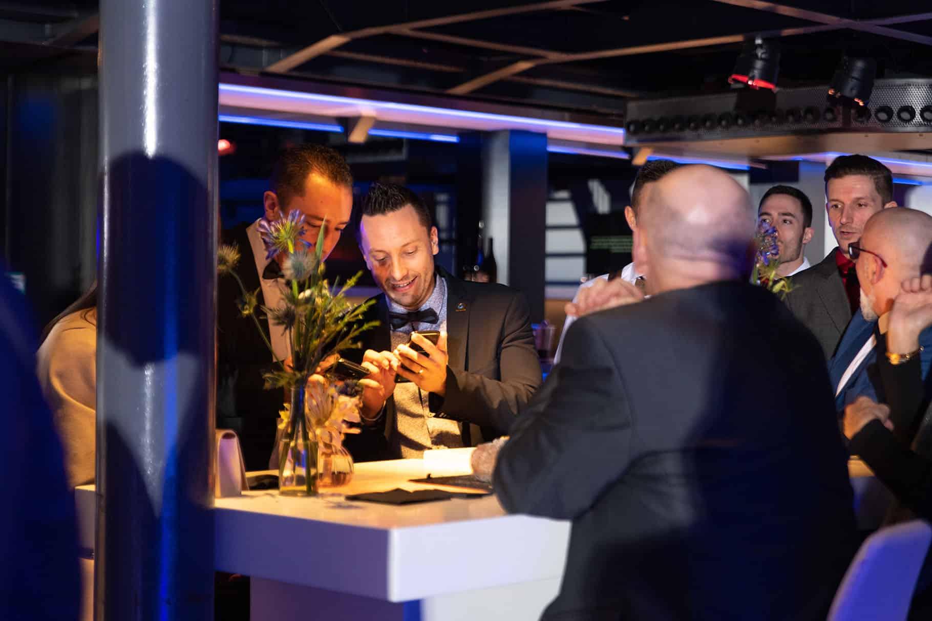 Croisière à Amsterdam organisée par So Event pour cette soirée de gala