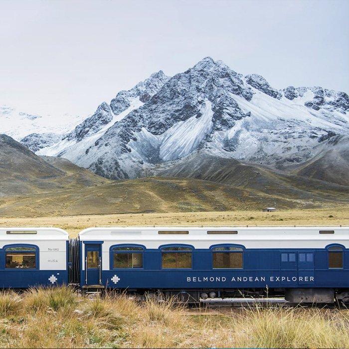 South America Rail Journey