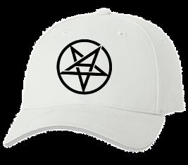 Печать на кепке промо Anthrax, Печать на футболках, чашках, кепках. Индивидуальный дизайн