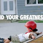 تیزر تبلیغاتی نایک – Find Your Greatness
