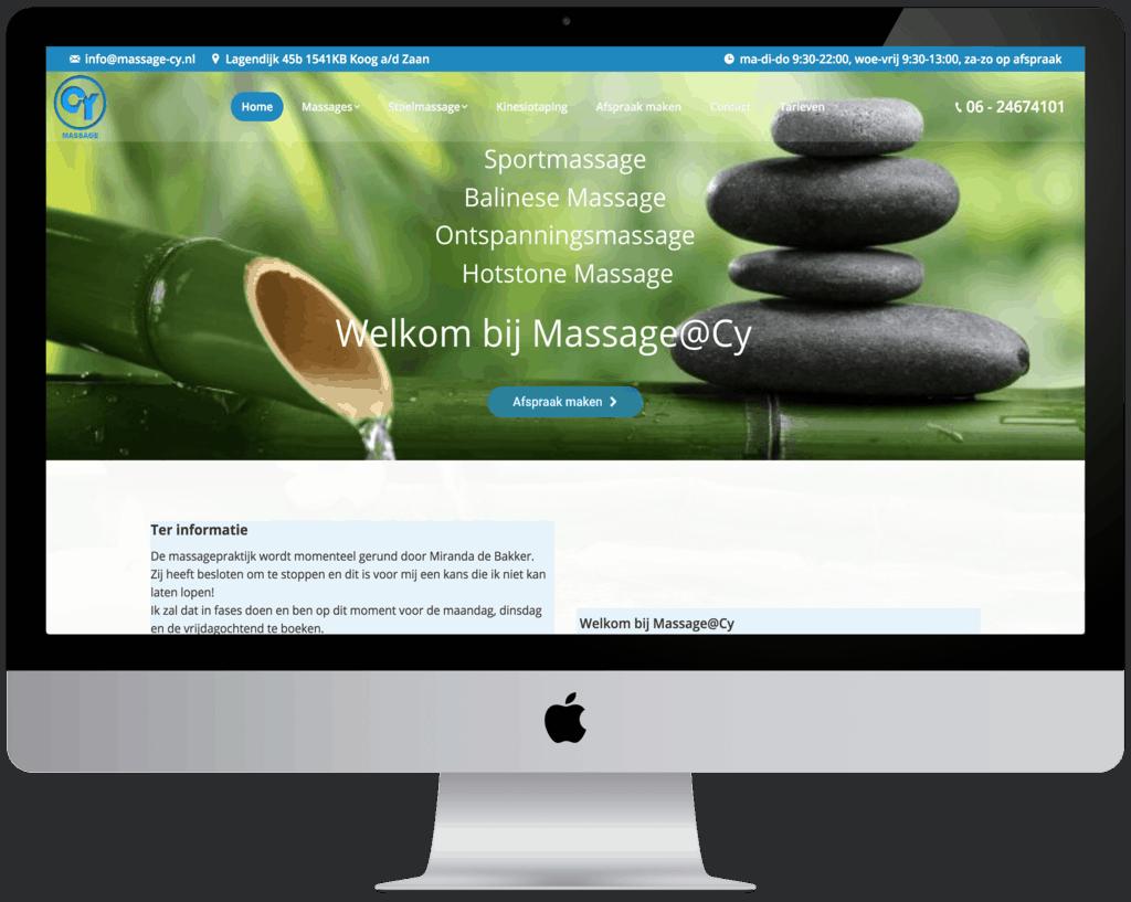 Goede vindbare bedrijfswebsite in 't WordPress CMS van STUDIO WEBDIGI | Website laten maken