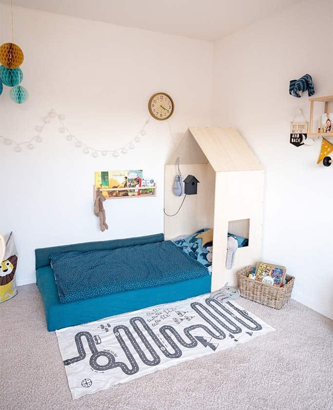Das Kinderbett im Lieblingszimmer