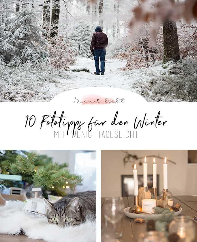 10 Fototipps für den Winter