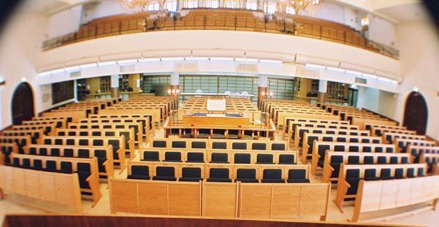 בית הכנסת המרכזי ישרון בירושלים