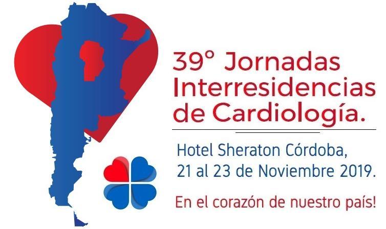 39 Jornadas Interresidencias de Cardiología de CONAREC Noviembre 2019