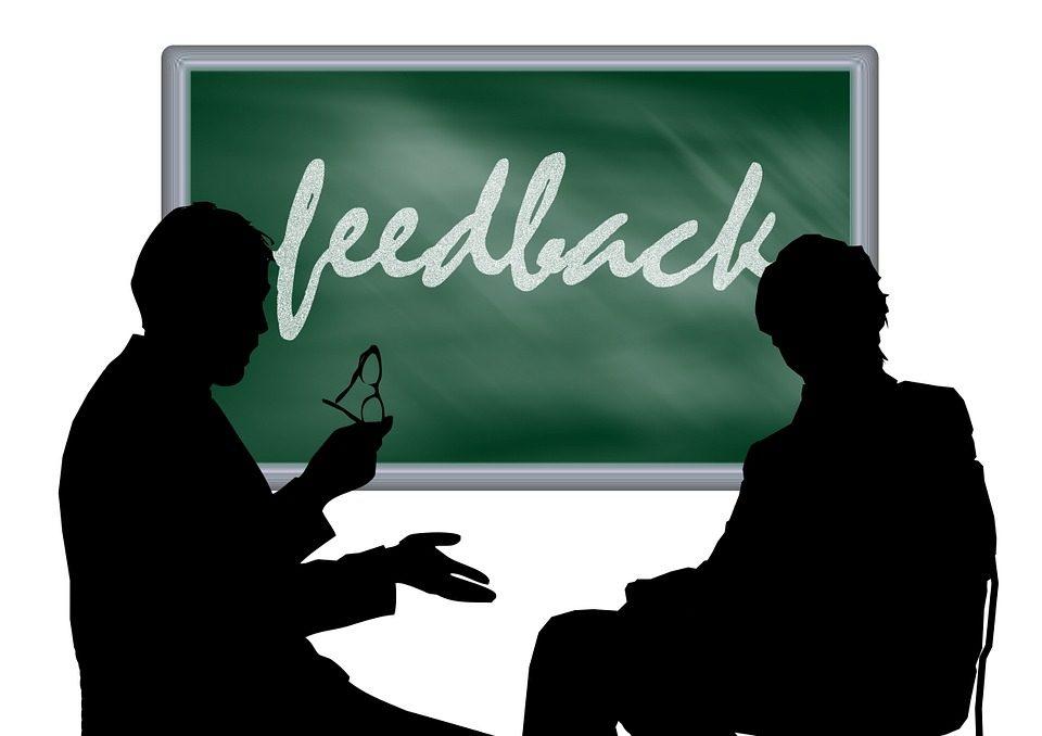 ejemplo de feedback