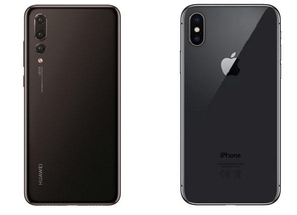 Huawei vs iPhone