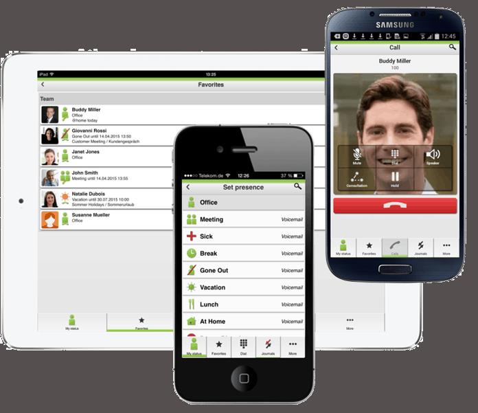Unify Mobility Clients
