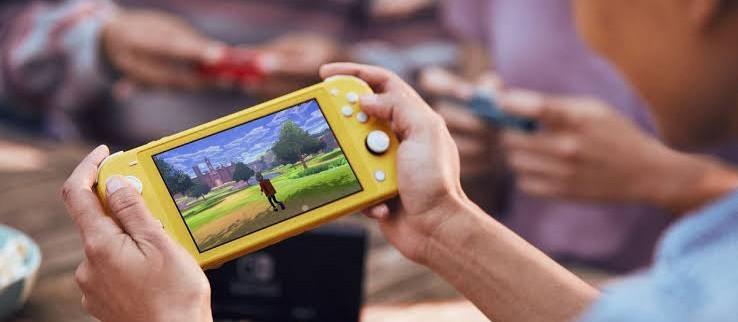 """Joy-Cons Nintendo Switch Lite juga """"Ketularan"""" Nge-Drift?"""