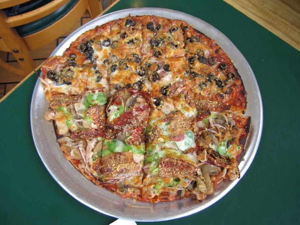 saint louis pizza