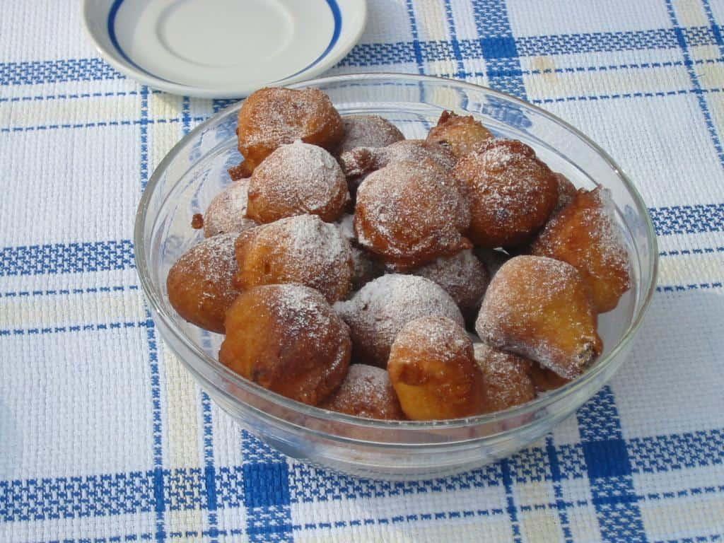 fritule street food in europe