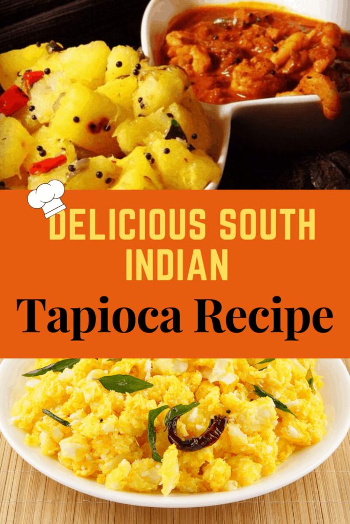 south indian tapioca