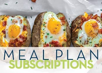 Meal Plan Subscriptions