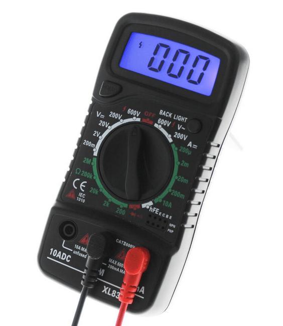 multimètre numérique aliexpress