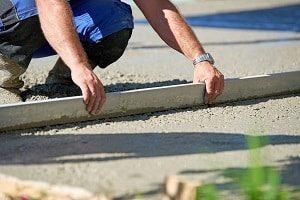 Estrich, Boden, Fussboden, Bau, Zement
