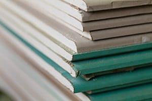 Rigibsplatten bei Tipp zum Bau
