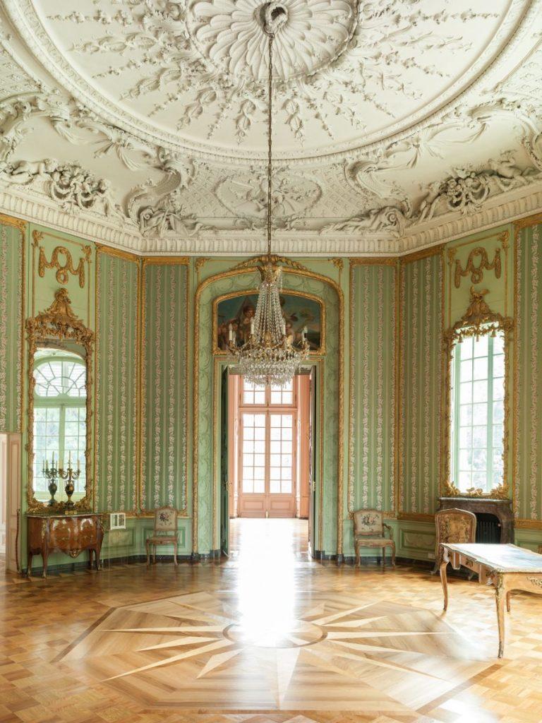 Schloss Benrath Schlafzimmer Kurfürst