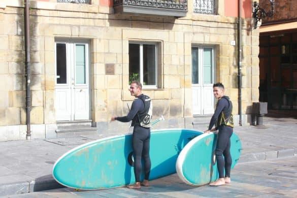 Asturias, Nord-Spania, Spania, gijon