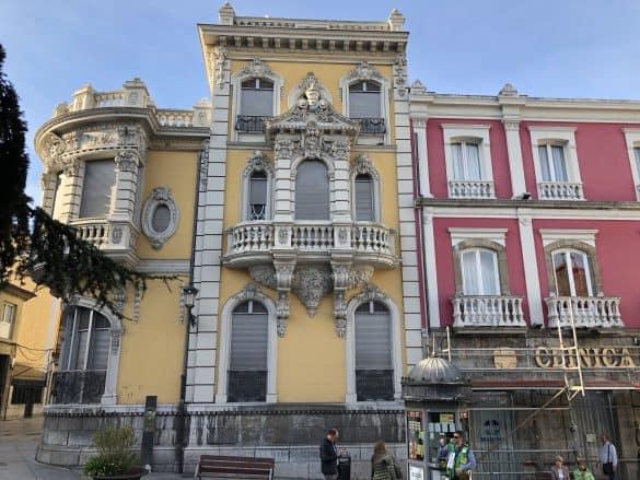 Asturias, Spania, Oviedo, Aviles