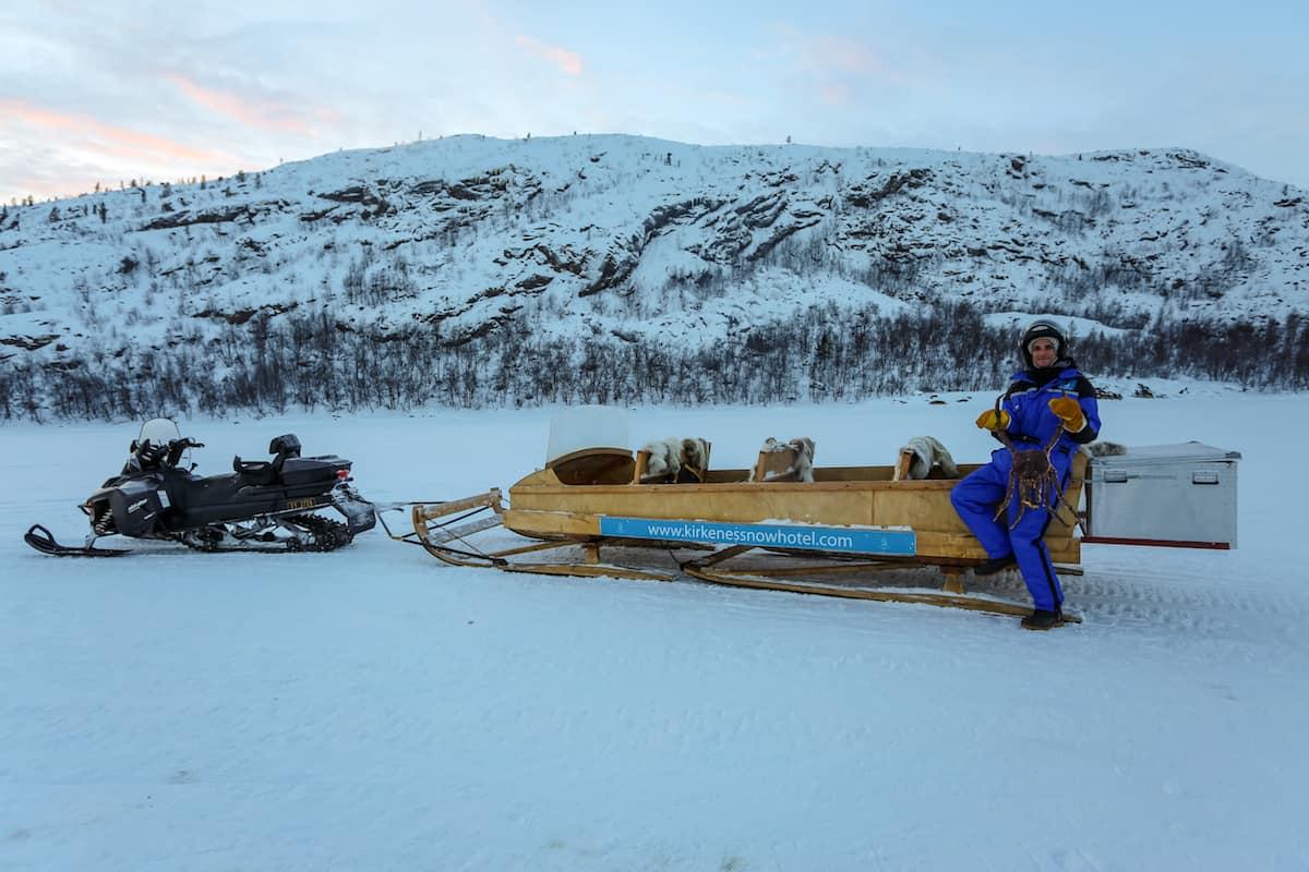 Noruega en Invierno