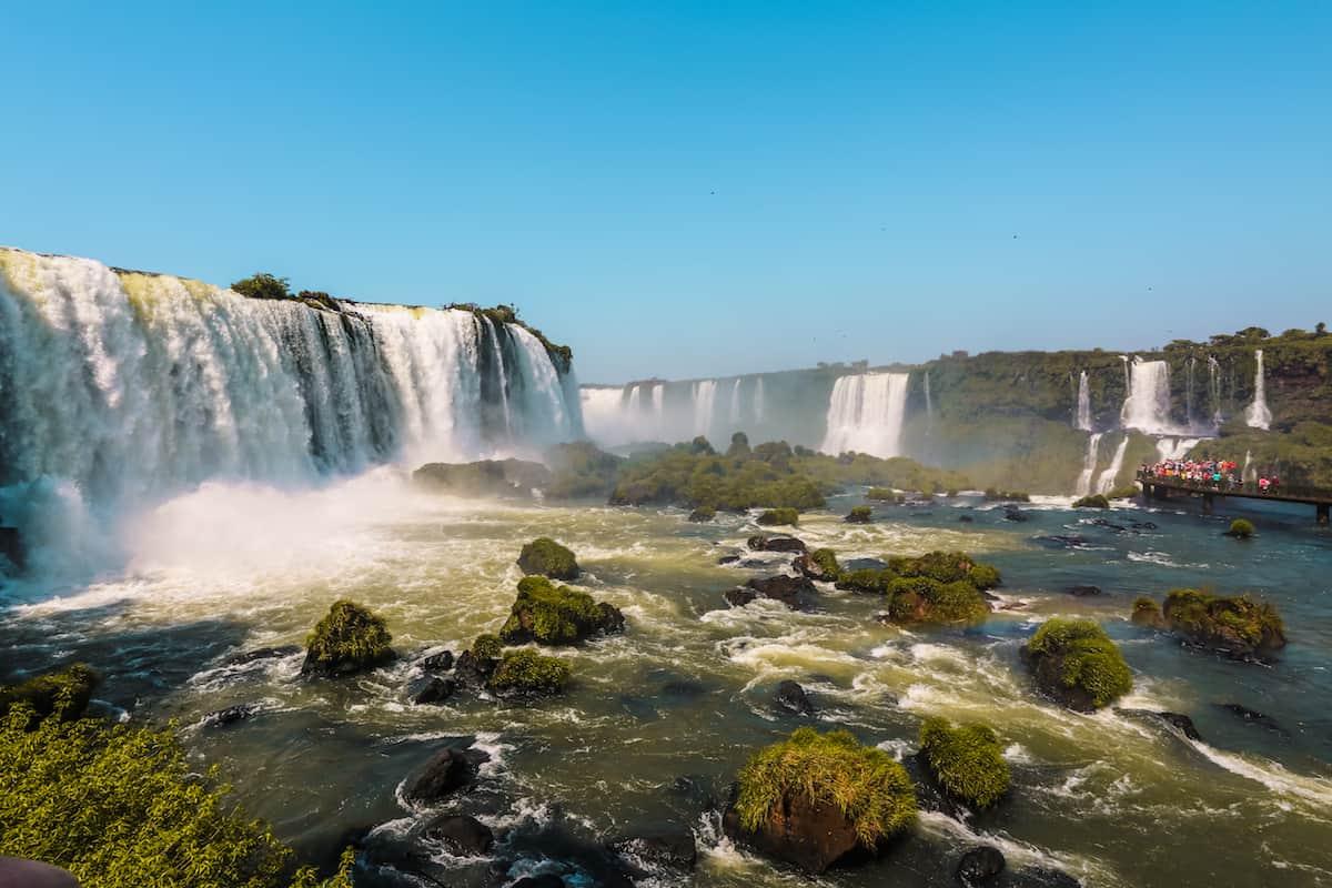 How to get to Iguazu Falls?
